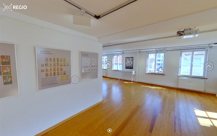 Referenz einer Ausstellung / Museum
